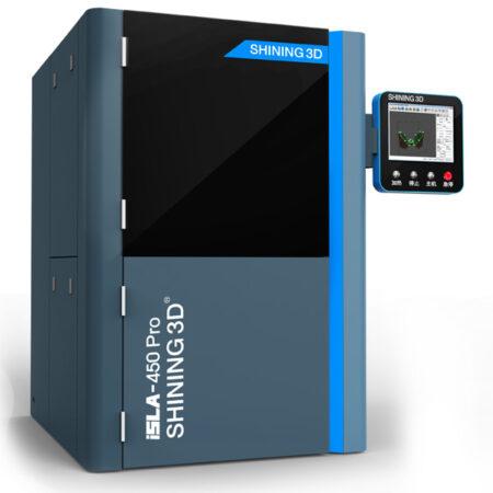 iSLA-450 Pro Shining 3D - Large format, Resin