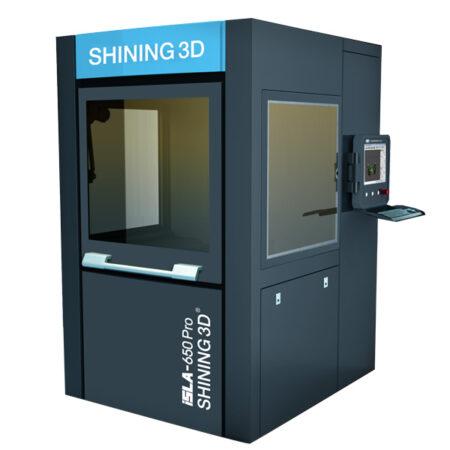 iSLA-650 Pro Shining 3D - Large format, Resin