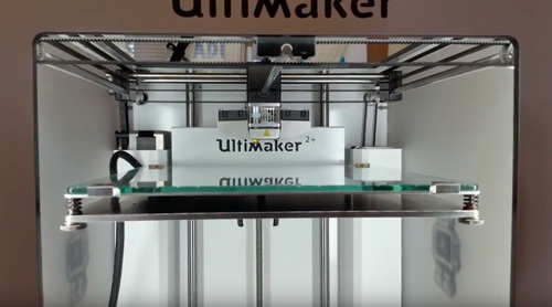 The Ultimaker 2+ hardware