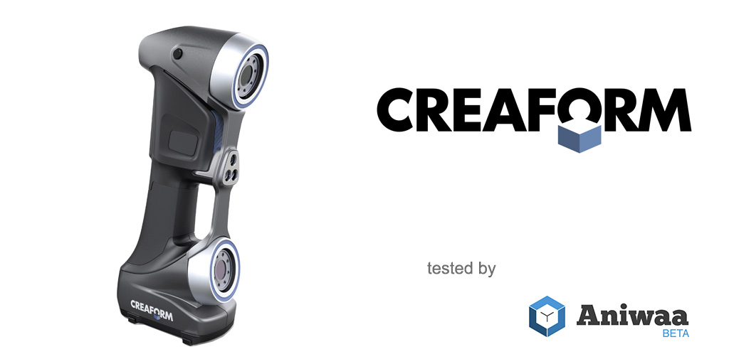 [Hands-on] Test and review of the Creaform HandySCAN 700, a high end portable 3D scanner