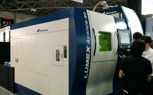 The Matsuura LUMEX Avance-60.