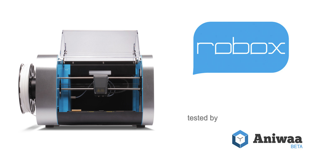 [Review] The CEL Robox Dual, a small and intuitive desktop 3D printer