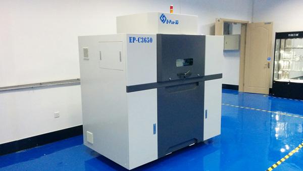 EP-C3650 Sand Casting SLS 3D printer.
