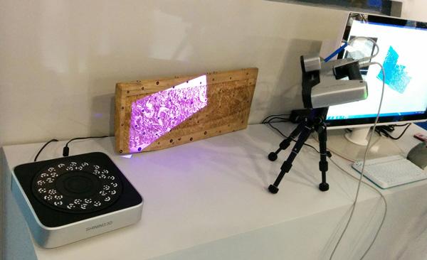 Shining 3D EinScan-Pro 3D Scanner.