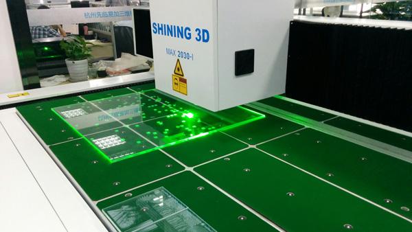 The Shining 3D laser graver.