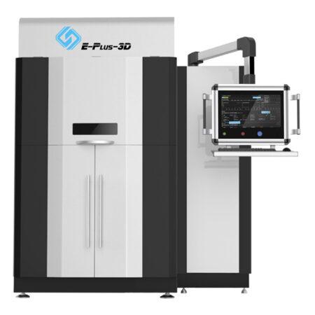 EP-P380 Shining 3D - Hybrid manufacturing, Large format, SLS - EN