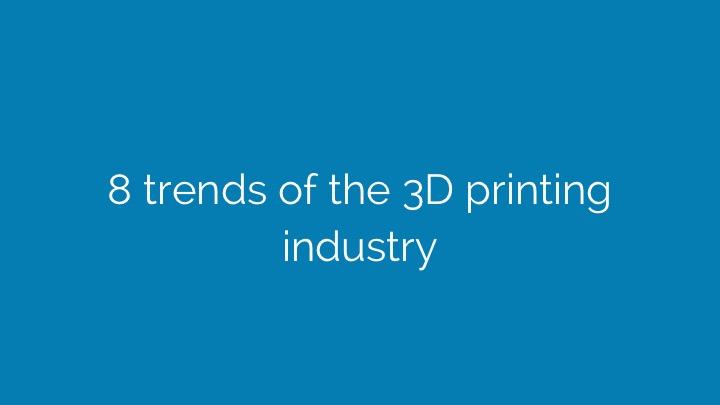 Aniwaa Presentaton Slides for the 2016 Shining 3D Global Partner Summit