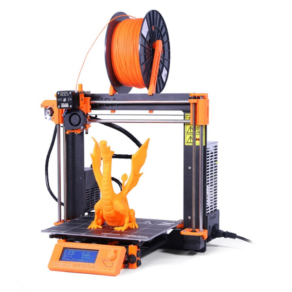 Best 3D printer under 1000 dollars: the Original Prusa i3 MK2S is one of the best affordable 3D printers on the market.