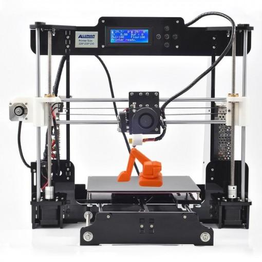 Prusa i3 DIY (Kit) Alunar - 3D printers