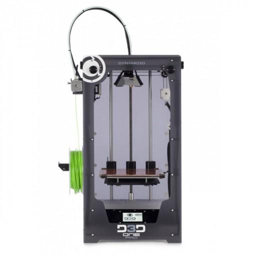 Dynamo3D D3D ONE-PRO review - 3D printer