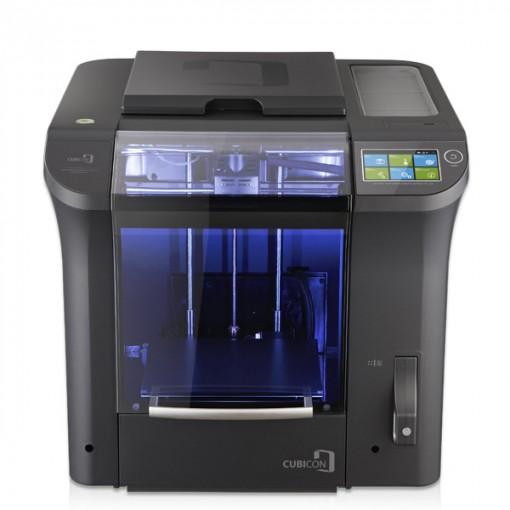 Single Plus Cubicon - 3D printers