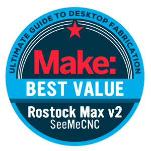 Award-3D-printer-Make-Best-Value-Rostock-Max-v2-SeeMeCNC