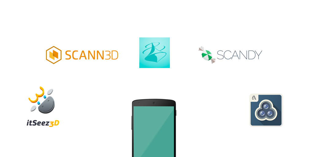 The five best (and free!) 3D scanning mobile apps