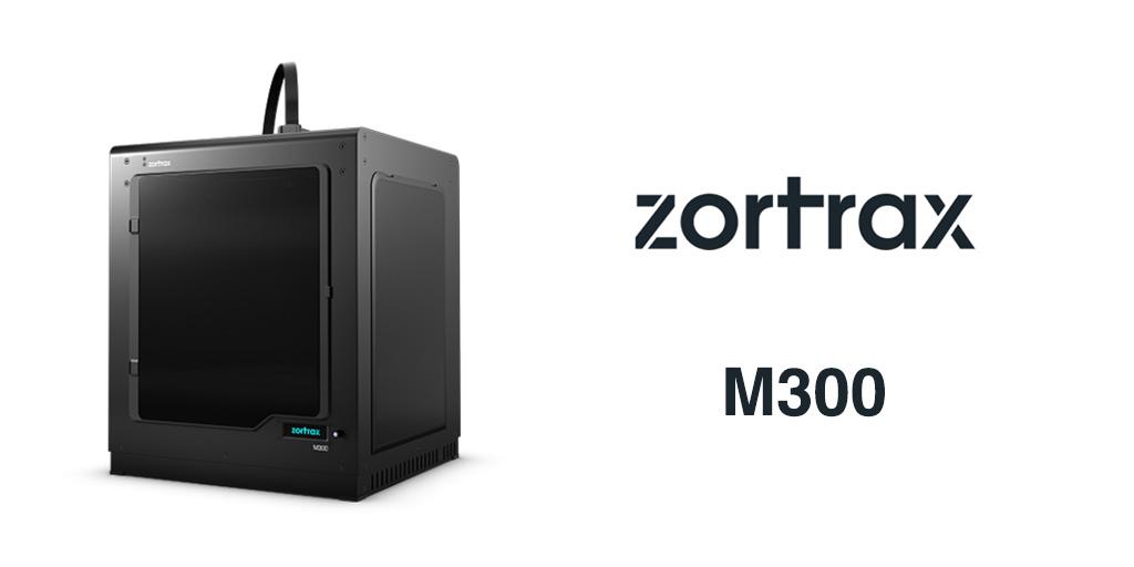 Meet the Zortrax M300, a large build volume desktop 3D printer