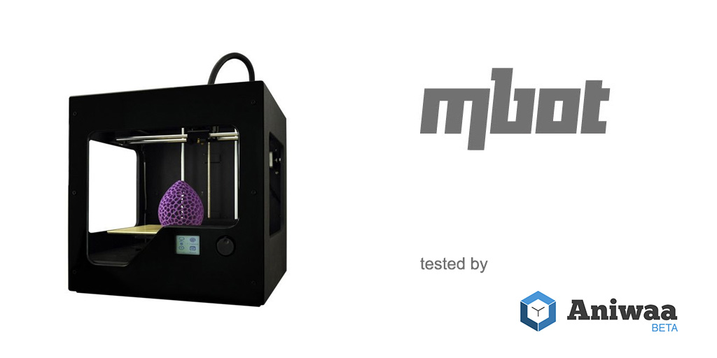 [Review] The Magicfirm MBot Grid II+, an average desktop 3D printer
