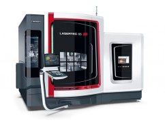 L'imprimante 3D métalDMG Mori LaserTec 65 3D.