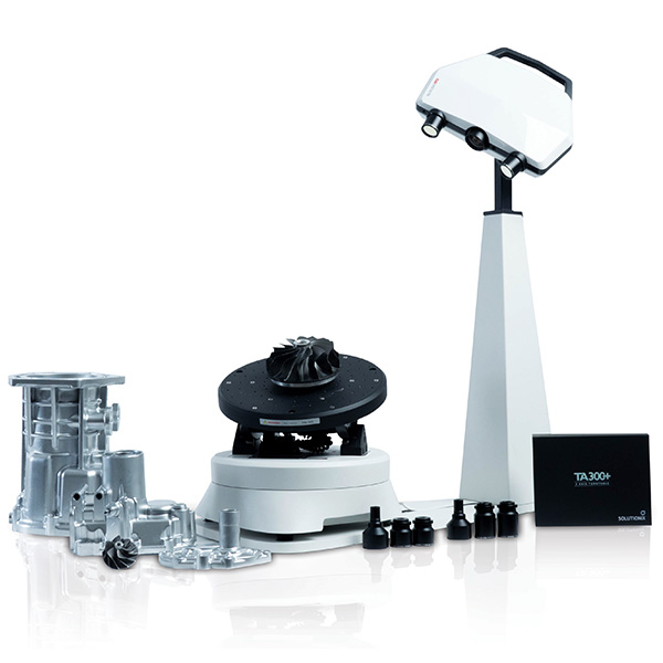 Rexcan CS2+ Solutionix - 3D scanners