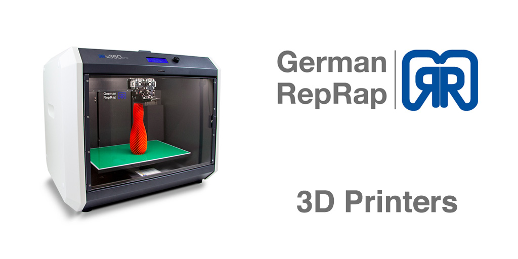 German RepRap: when German engineering meets 3D printing