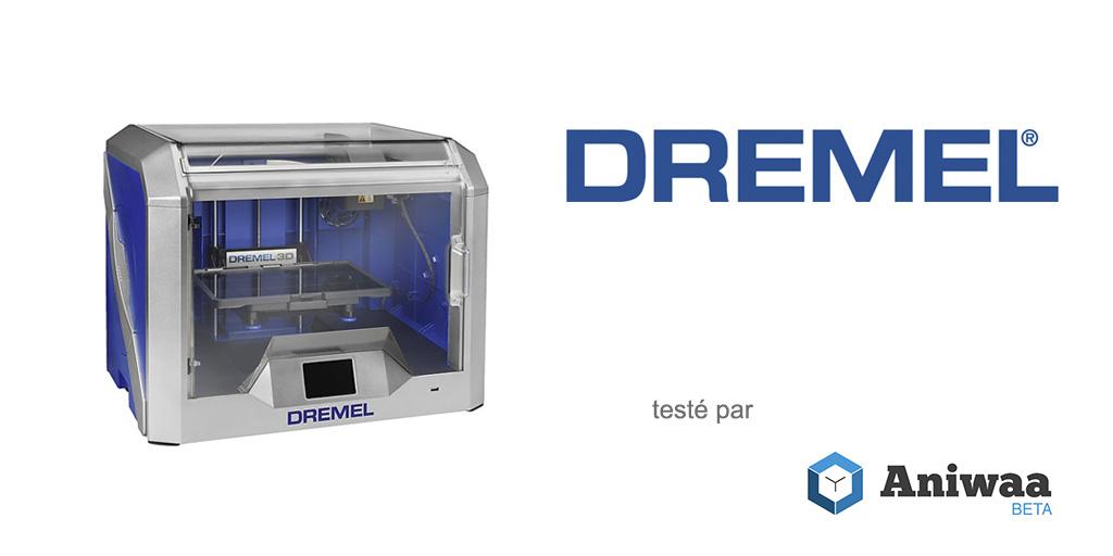 Test Dremel 3D40 Idea Builder