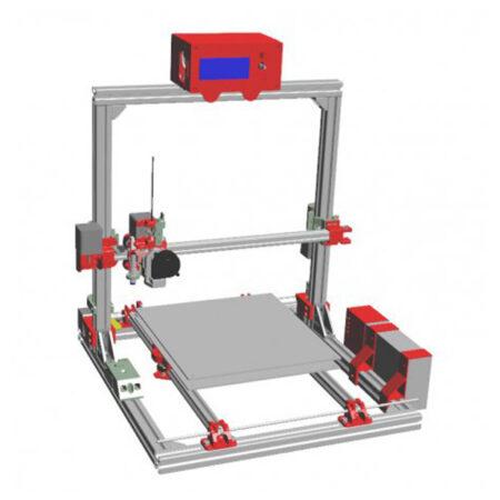 Scalar L (Kit) 3D Modular Systems - Large format