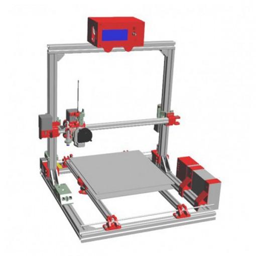 Scalar L (Kit) 3D Modular Systems - 3D printers