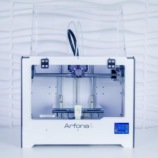 r.Pod Dual Extruder Arfona - 3D printers