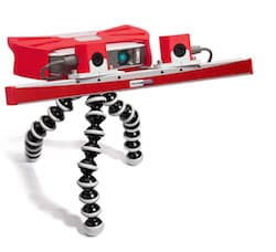 The RangeVision 3D scanner is among the best desktop 3D scanners available on the market.