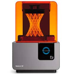 The Formlabs Form 2 is a very high quality 3D printer.