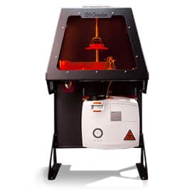 B9Creations B9Creator v1.2 is A reliable DLP 3D printer.