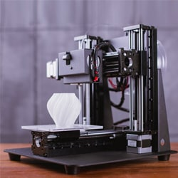 The Kodama Trinus is one of the best affordable kit 3D printers under $1,000.