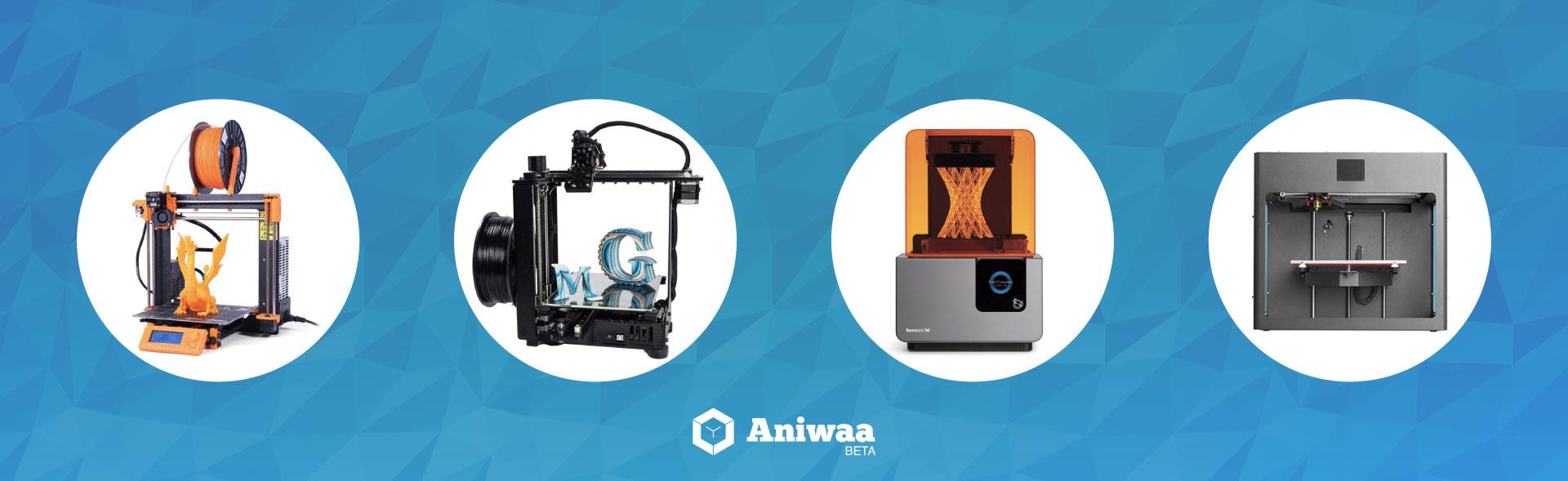 Best of 3D printers