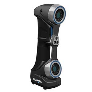The Creaform HandyScan 700 is a very powerful and accurate 3D scanner among the best 3D scanners available on the market.