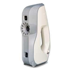 Le Artec Eva est l'un des meilleurs scanners 3D portable du marché.
