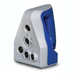 Le Artec Space Spider est l'un des meilleurs scanners 3D portable du marché.