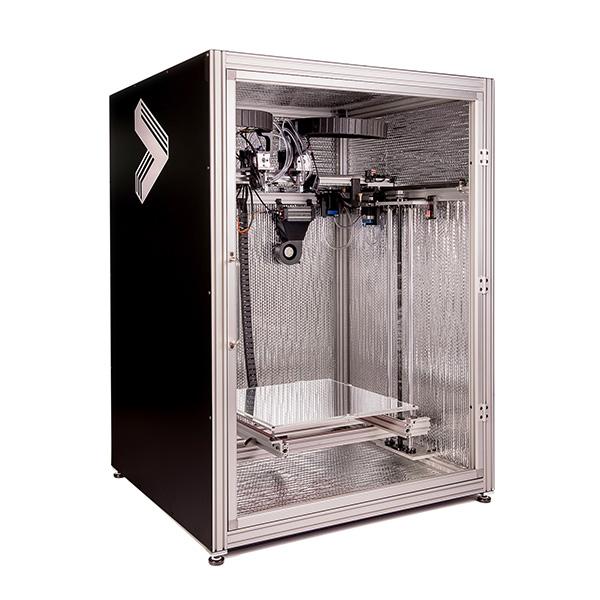 PEEK And ULTEM Professional 3D Printer