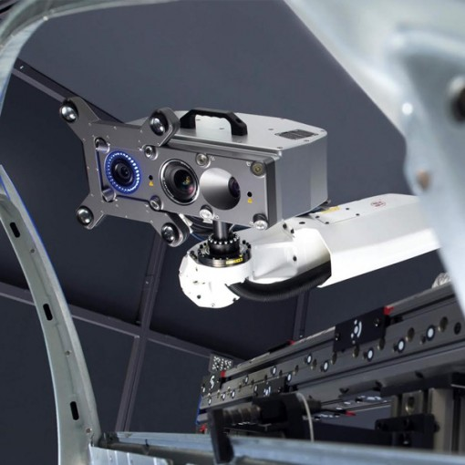 COMET Automated ZEISS Optotechnik - 3D scanners