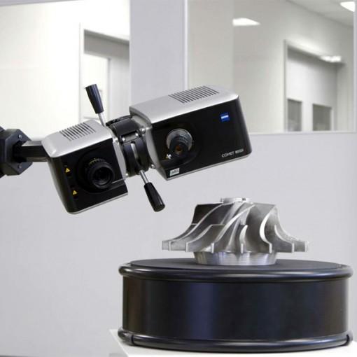 COMET 6 ZEISS Optotechnik - 3D scanners