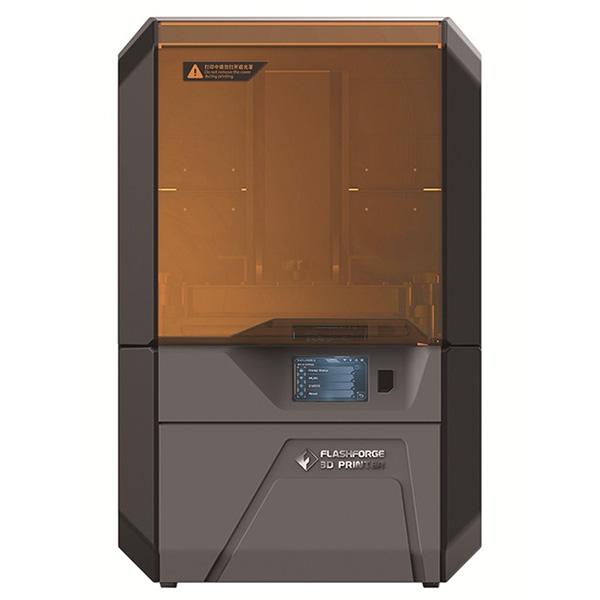 Hunter DLP FlashForge - 3D printers
