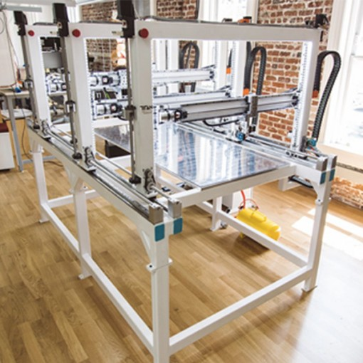 Cronus Titan Robotics - 3D printers