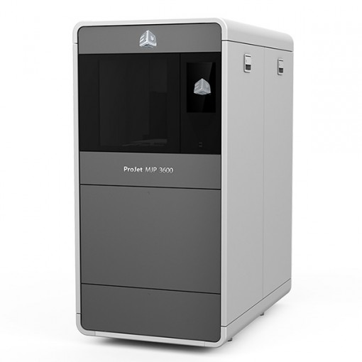 ProJet MJP 3600 Dental 3D Systems  - 3D printers