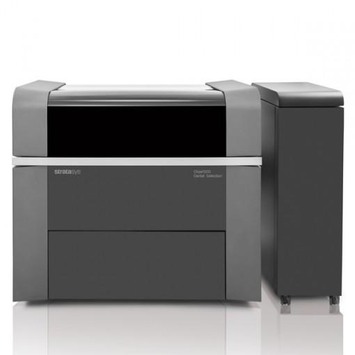 Objet500 Dental Selection Stratasys - 3D printers