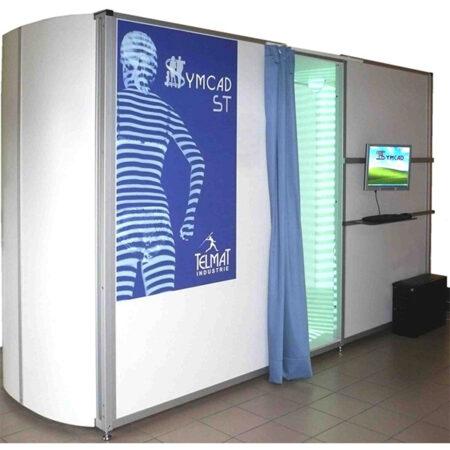 SYMCAD II ST TELMAT Industrie - Body scanning