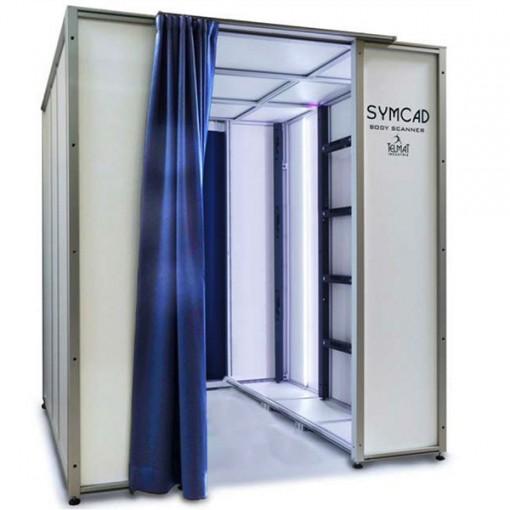 SYMCAD III TELMAT Industrie - 3D scanners