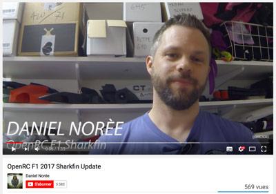 Best 3D printing YouTube channels Daniel Norée with open R/C program.