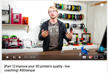 The best 3D printing YouTube channels in 2019 (January update)