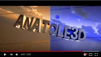 Anatole nous fait partager sa passion pour les imprimantes 3D avec sa chaine YouTube.