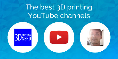 The best 3D printing Youtube channels
