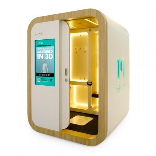 mPod mPort - 3D scanners