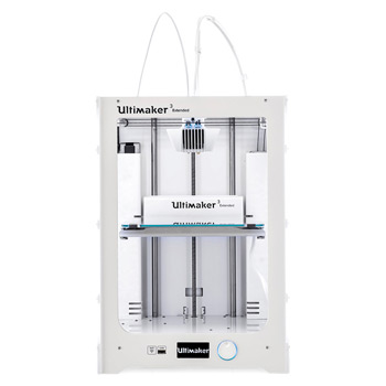 The Ultimaker 3 extended is an interesting large volume 3D printer.
