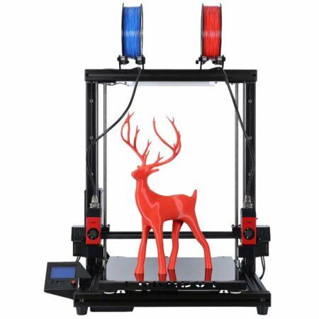 T-Rex 2+ custom Z axis FORMBOT - 3D printers